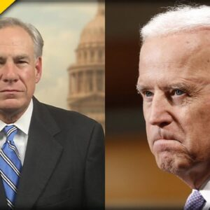 Texas Governor EXPLODES On Biden For Creating a Health Emergency in His State