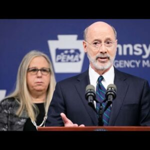 PA Gov. Tom Wolf Referred For Action On COVID Nursing Home Deaths As Cuomo, Murphy Scandals Heat Up