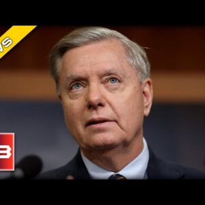 Lindsey Graham Reveals the Fine Print You Won't BELIEVE in Dems Stimulus Package