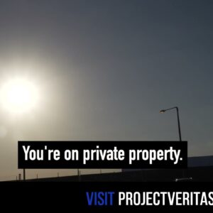 Project Veritas is at the Border...TOMORROW our insiders bring you shocking never before seen images