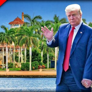 BOOM! Trump Shows Up in Palm Beach, Makes Surprise Announcement about 2022 Run