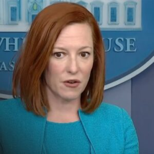 Reporter Confronts Press Sec. on Leaked Pictures Showing How Bad Border Crisis Really Is