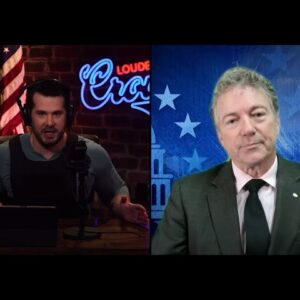 Sen. Paul Joins Louder with Crowder - March 11, 2021