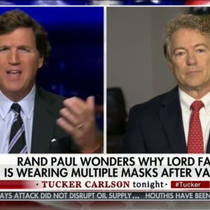 Sen. Paul Joins Tucker Carlson to Discuss Fauci Exchange - March 19, 2021
