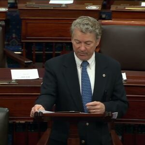 Sen. Paul's PPP Point of Order - March 25, 2021