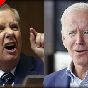 Lindsey Graham STEPS Up to Biden Admin with SCORCHING but NECESSARY Threat