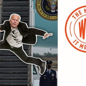 President Biden FALLS and the World Is Watching | The News & Why It Matters | Ep 740