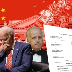 Larry Klayman Presents the Citizen's Grand Jury with A Criminal Indictment Against the Bidens Schedu