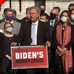 DISASTER! Delegation visits Biden's Border What They Saw Reveals a HISTORIC NIGHTMARE Unraveling
