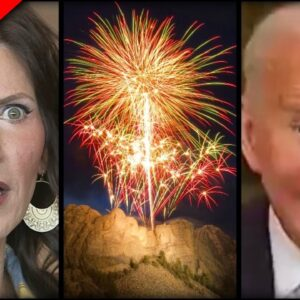 Biden CANCELS 4th of July Event, Seconds Later Gov Kristi Noem Comes Out SWINGING For America