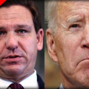 WATCH DeSantis NUKE Joe Biden's intentional Border Crisis