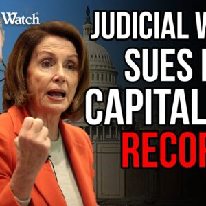 What are Pelosi & Schumer Hiding on Capitol Riot Records?