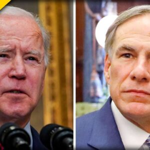 TX Gov. Abbott Goes OFF on Joe Biden after Report Shows HORRORS at Border Facilities