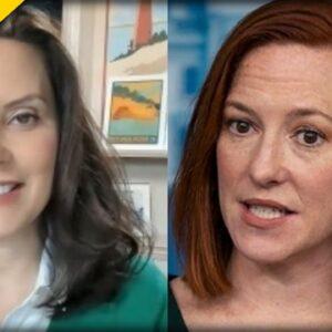 Psaki's Latest Defense of Democratic Governor PROVES she will Defend ANYONE in Biden's Circle