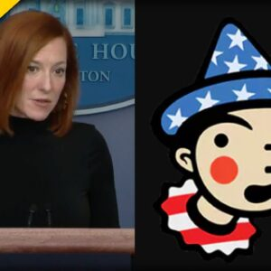 UH-OH. Jen Psaki FORCED to React after Biden Awarded 4 Pinocchio's By WaPo