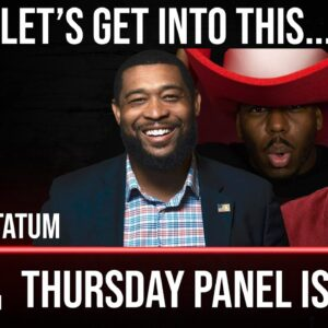 THURSDAY PANEL IS BACK!! George Floyd, White supremacy, Woke culture, and Solutions
