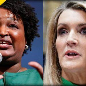 Kelly Loeffler SLAMS Joe Biden, Stacey Abrams for Continuing Lies about GA Voting Law