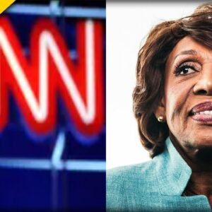 Look Who's RUNNING to Maxine Waters' Side to Back up her Disgusting Comments