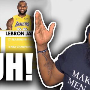 100 Reasons Why Lebron James Makes More Than Sue Bird