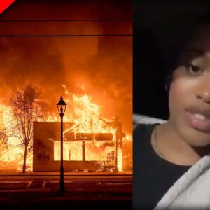 """""""All Hell Will Break Loose"""" Top BLM Chief Declares Fate of Minneapolis After Chauvintrial"""