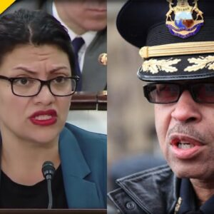 BUH-BYE! Rashida Tlaib Gets BAD NEWS After Detroit Police Chief Shows Up With a Demand You'll CHEER