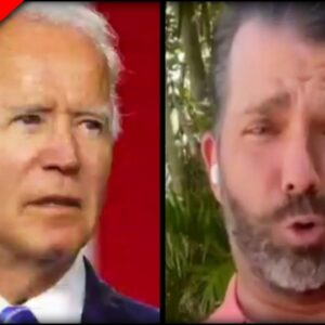 Don Jr REACTS After Biden Asked About Running Against Trump in 2024 - Joe's Answer Is BIZARRE