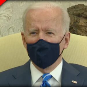 GET OUT! Biden STONEWALLS Press After CRITICAL Question Asked In Time of Crisis