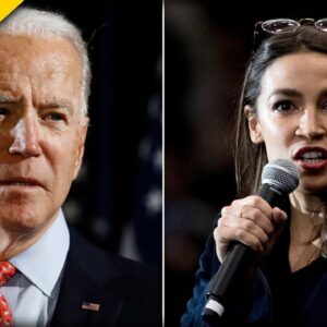 AOC Showers Biden with Praise after he Rolls Out Most Far-Left Policies in HISTORY