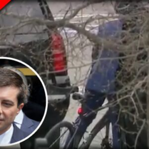 BUSTED! Camera Catches Pete Buttigieg STAGING Pathetic Virtue Signal