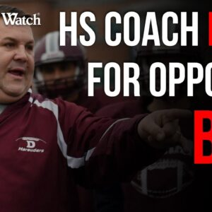 TODAY: Federal Court Hearing For HS Football Coach Fired for Opposing BLM