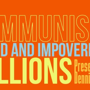 Dennis Prager: Communism Leads To Evil