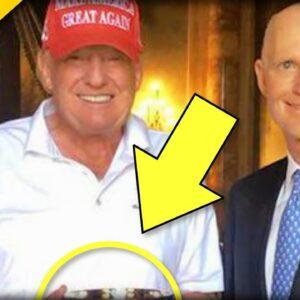 "YES! President Trump Declared ""CHAMPION"" When Sen Tim Scott Shows Up At Mar-A-Lago"
