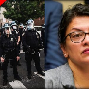 The Squad's Rashida Tlaib Calls For Anarchy and it's Absolutely Terrifying