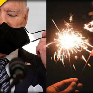 After Biden THREATENS to Take Away the 4th of July, Twitter Users Remind Him Who's Boss