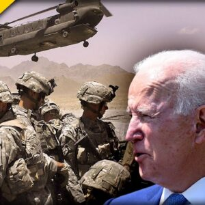 Biden Announces New Afghanistan Withdraw Date - But There's One Huge Problem