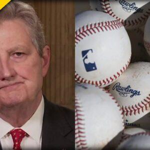 "Senator John Kennedy Smacks Down MLB's ""Stupid"" Idea to Move All-Star Game"