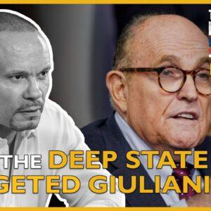 Ep. 1511 How the Deep State Targeted Giuliani - The Dan Bongino Show®
