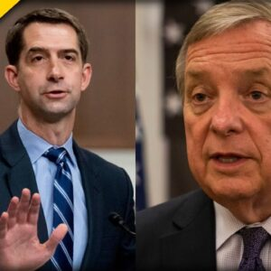 Tom Cotton HAMMERS Dem Dick Durbin after he REPEATEDLY Interrupts Line of Questioning