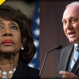 Steve Scalise DISMANTLES Mad Maxine and her DANGEROUS Calls For VIOLENCE