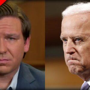 FL Gov. DeSantis Sounds OFF on Biden and His Biggest Fail as POTUS