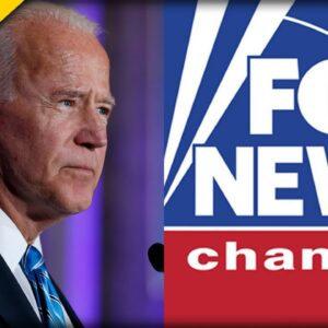 RED FLAG: Look Which FOX Host was Caught GUSHING Over Biden Live on the Air