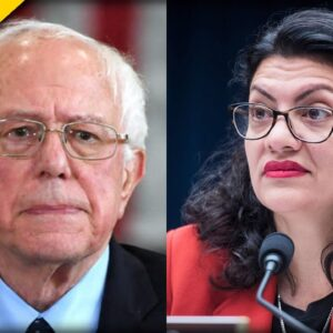 RARE SIGHT: Bernie Sanders BREAKS with 'Squad' Member over Abolishing the Police