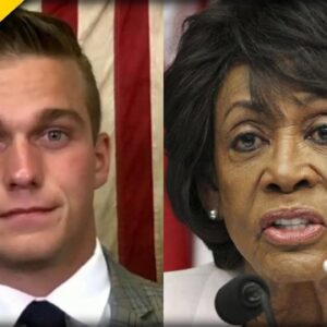 GOP Rep. PILES ON Maxine Waters - The Time For Her EXPULSION is NOW!