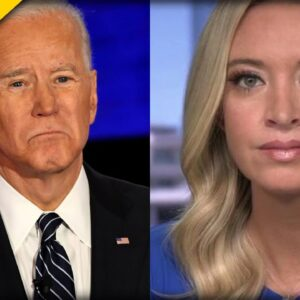 Kayleigh McEnany Reveals the SAD TRUTH about Any More Biden Press Conferences