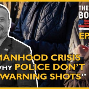 """Ep. 1506 The Manhood Crisis and Why Police Don't Use """"Warning Shots"""" - The Dan Bongino Show®"""