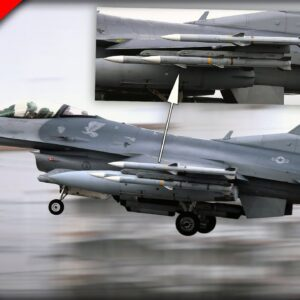 WEAPONS HOT: USAF F-16s SENDS WARNING WITH FULLY LOADED SOUTH CHINA SEA MISSION
