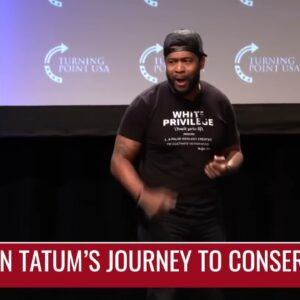 How I Became Conservative - Turning Point Speech