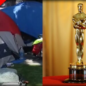 Look What Woke Hollywood Did To the Homeless Before Rolling Out the Oscar's Red Carpet - LA STUNNED