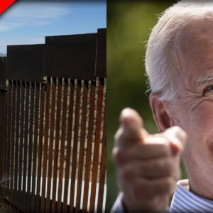 BREAKING: BIDEN CAVES! Border Wall Construction May Resume to fix 'gaps' - REPORT