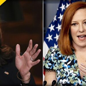 Jen Psaki's Excuse for Kamala Harris' Absence at the Border is Pathetic